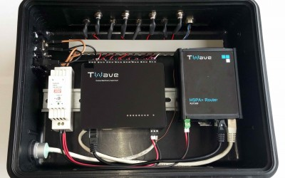 TWave T8 – Smart Multichannel 24/7 Monitoring