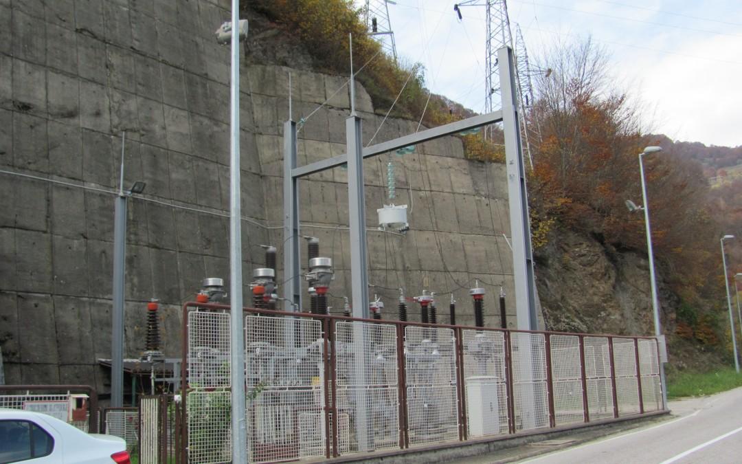 """Two MC-monitoring S.A. MMS Put Through Trial Run in """"Lisina"""" PSP, Serbia"""