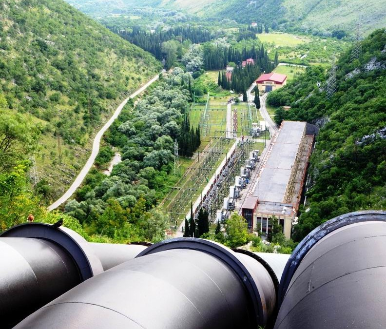 "Project HPP-06: EPCG, ""Perućica″ HPP, Montenegro"