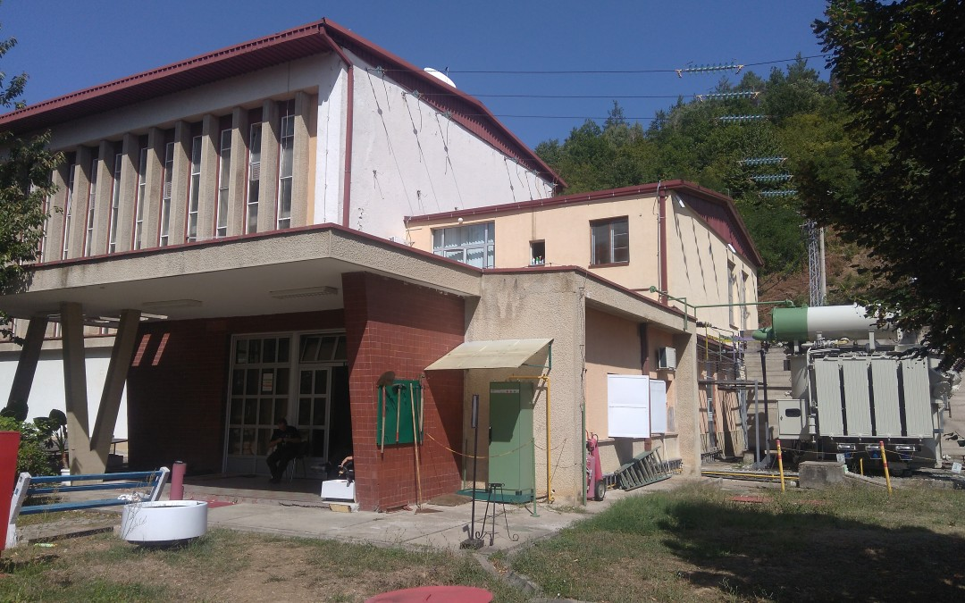 """New Project in """"Vlasinske HPP"""" – """"Vrla 3"""" Hydropower Plant, Serbia"""