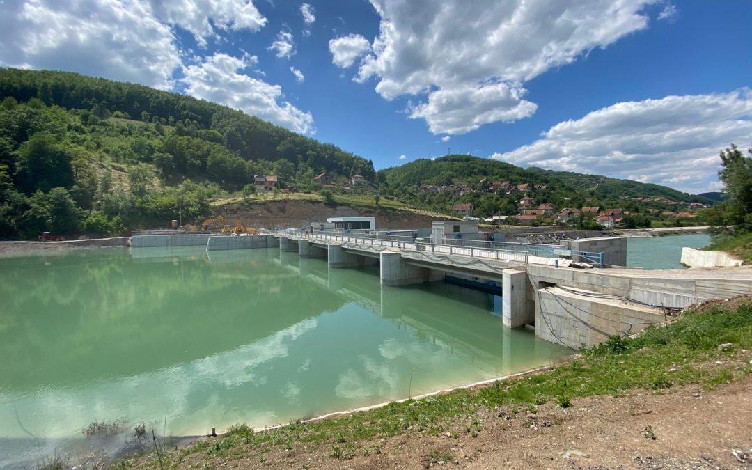 "Seismic Monitoring System (SMS) at the dam of SHPP ""Rekovići"", Republic of Serbia"